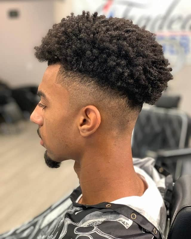Curly Hair Fade 10 Hairstyle Ideas To Ogle Right Now