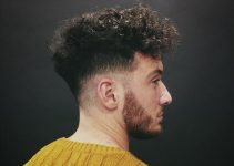 How to Style Curly Undercut Like A PRO: 11 Ideas