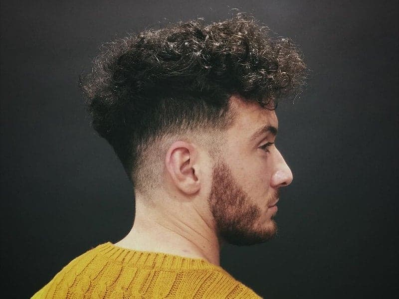 How To Style Curly Undercut Like A Pro 11 Ideas Cool Men S Hair