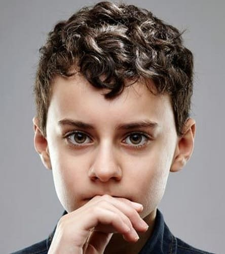 10 Cool Smart Curly Haircuts For Little Boys Cool Mens Hair