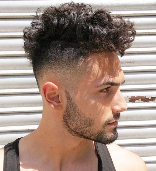 Best Hairstyles For Men With Curly Hair 37