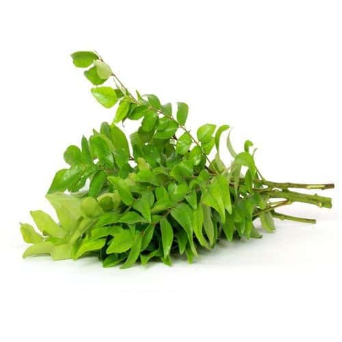 curry leaves men eyebrow tick