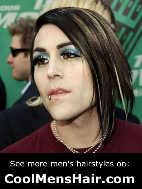 Davey Havok Hairstyles Cool Men S Hair
