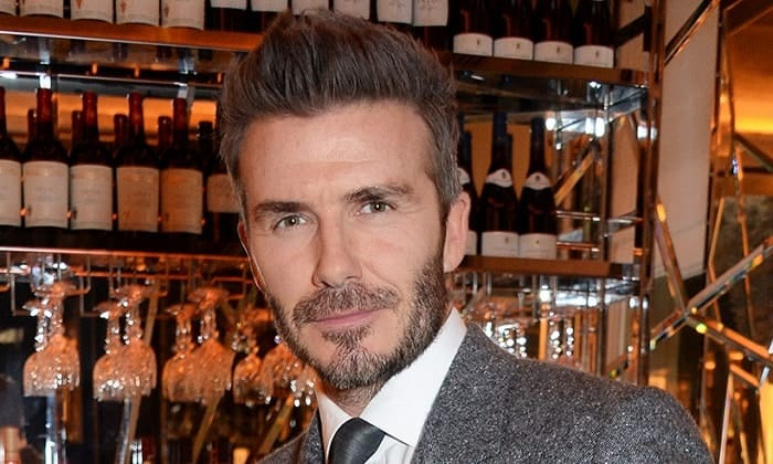 David Beckham 2019 Hairstyle