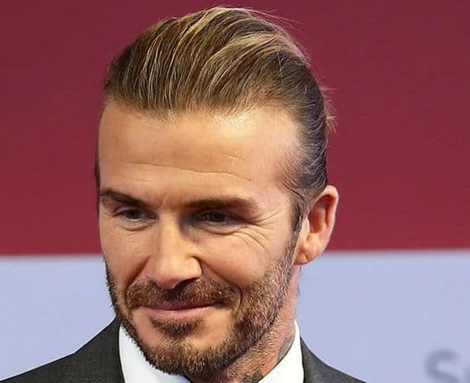 David Beckham 1989 To 2020 Hairstyles How His Hair Evolved Cool Men S Hair