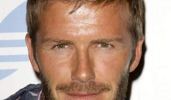 How To Grow The Retro David Beckham Beard