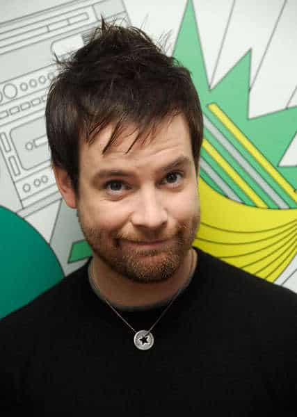 men's hairstyle from David Cook