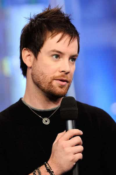 David Cook haircut