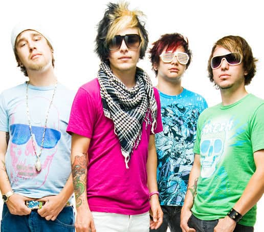 Picture of David Gallegos with the Brokencydes.