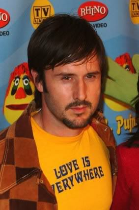 David Arquette hairstyle