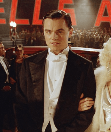 Leonardo DiCaprio Howard Hughes hairstyle