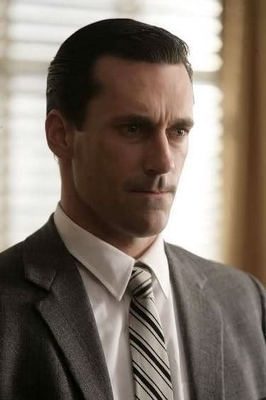 Don Draper Hairstyle