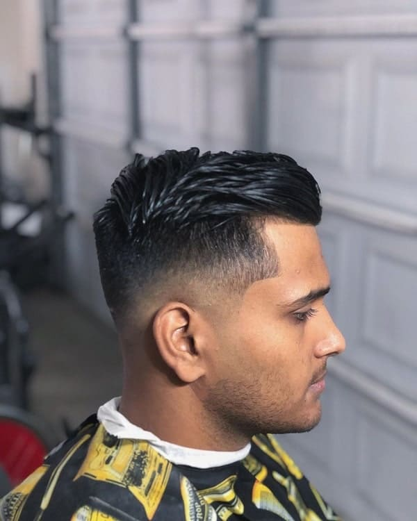 Straight Dope Hairstyle