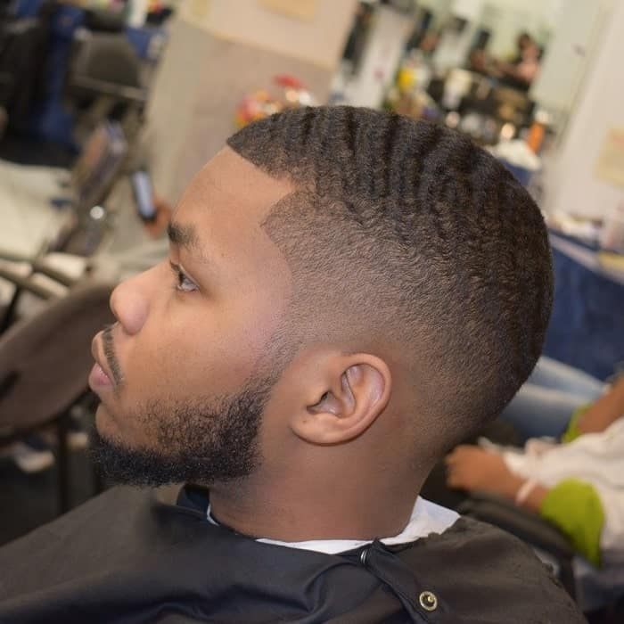 Dope Haircut with 360 Waves
