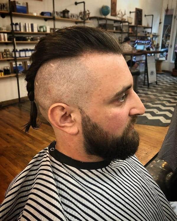 Viking Inspired Dope Hairstyle