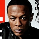 Photo of Dr. Dre hairstyle.