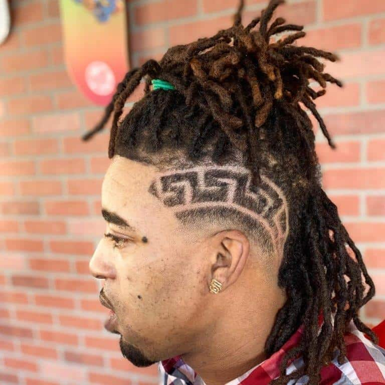 11 Of The Best Dreadlock Mohawks You Ll Be Dying For