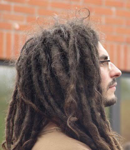 dreadlock hairstyle for men