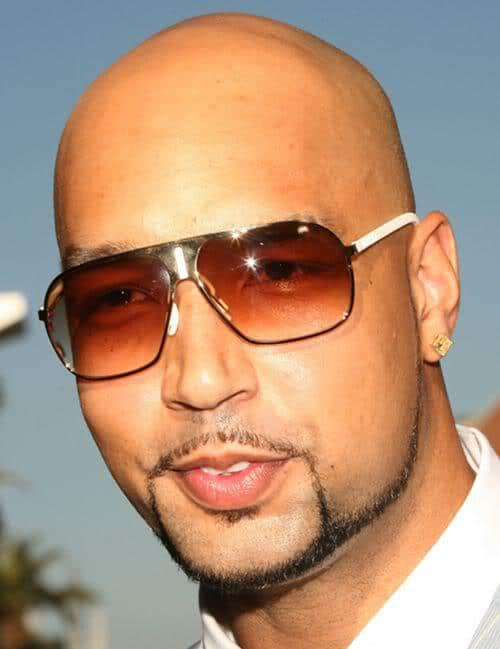 Picture of Drew Gooden thin beard.