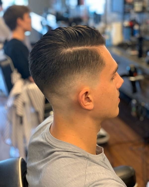 Drop Fade with Part