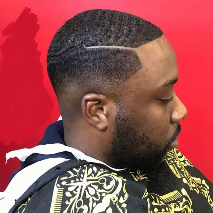 drop fade with waves and hard part