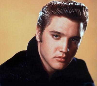 Elvis Presley hairstyles
