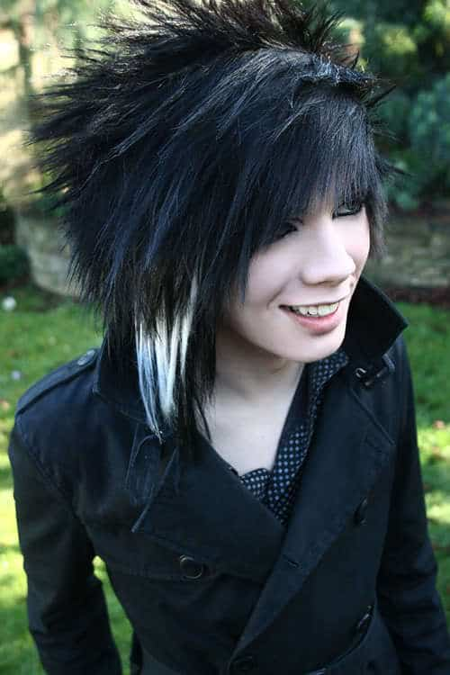 Emo Hair How To Grow Maintain Style Like A Boss Cool