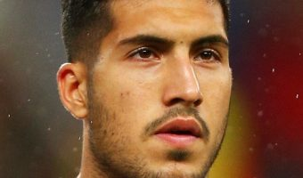 Emre Can Hairstyle