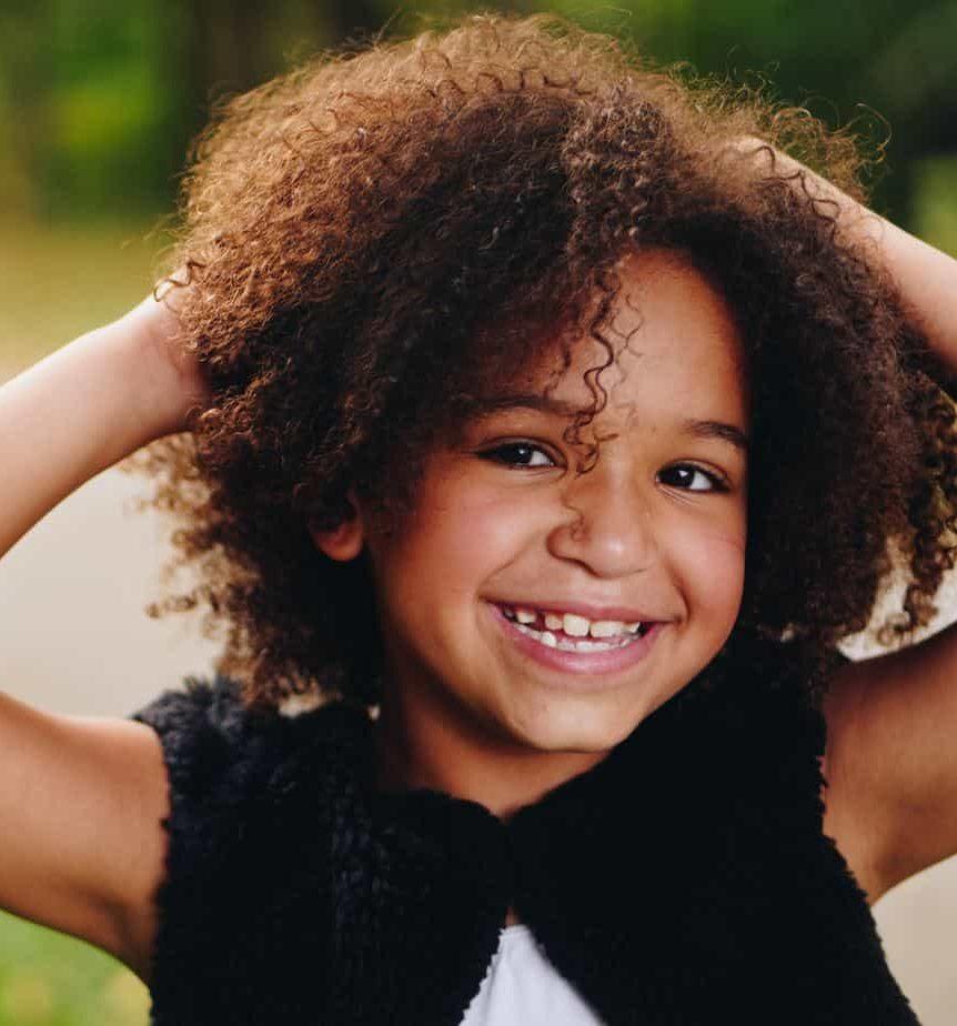 Baby Jheri Curls