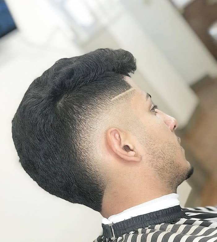 fohawk hairstyles for men