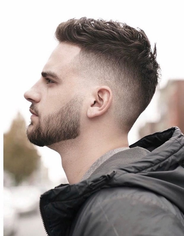 Top 35 Handsome Faux Hawk (Fohawk) Hairstyles [September  2019]
