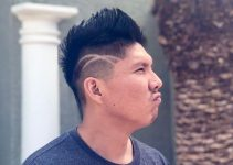 5 of The Coolest Faux Hawk Taper Haircuts