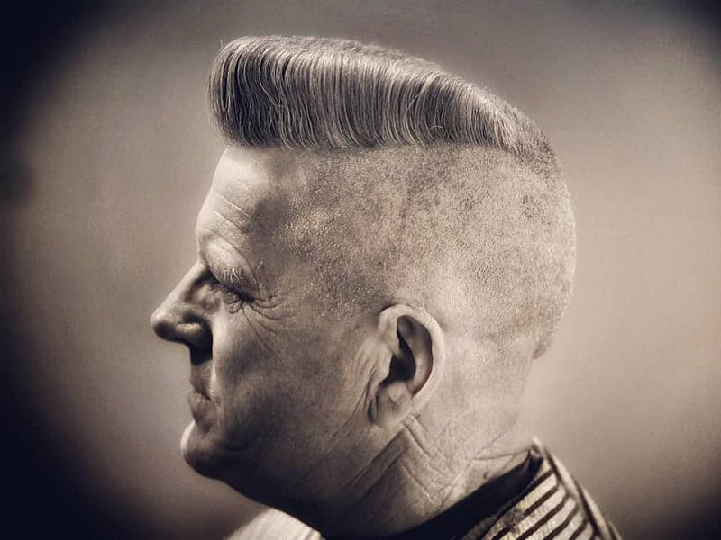 Flat Top Haircuts from 80's
