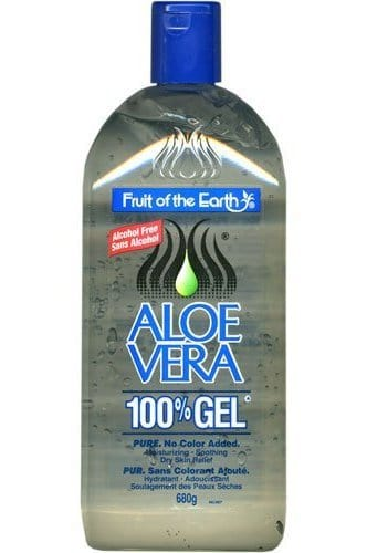 Image of Fruit of the Earth Aloe Vera 100% Gel.