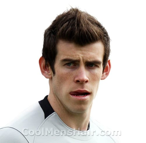 How to Get the Gareth Bale Haircut