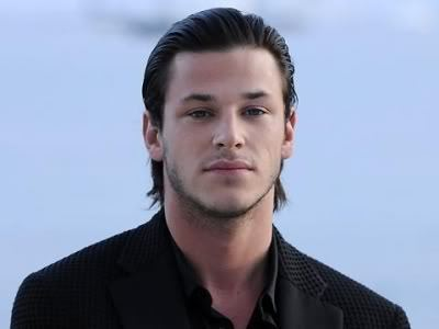 Gaspard Ulliel long hairstyle