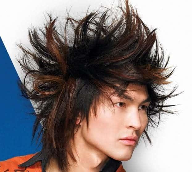 goku hairstyle