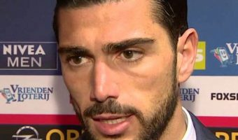 Graziano Pelle Hairstyle