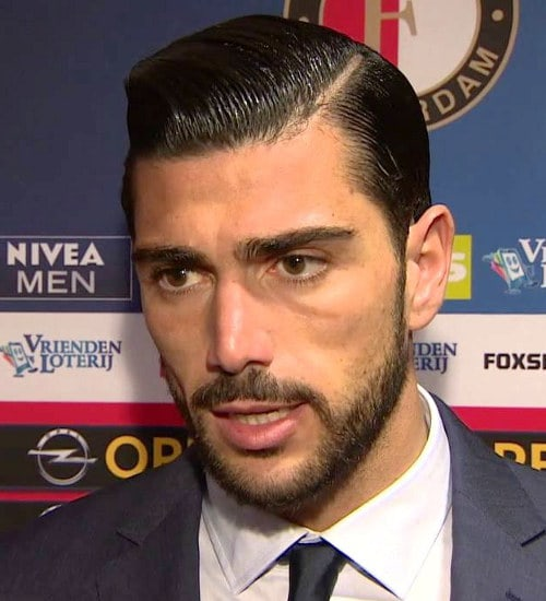 Graziano Pelle Hairstyle Cool Men S Hair
