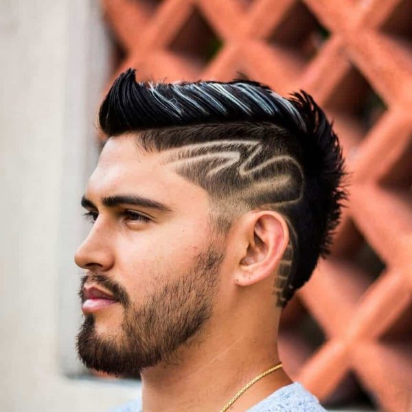 20 Sexiest Guys With Colored Hair Men S Hair Color Ideas