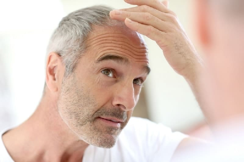 hair care for men over 50