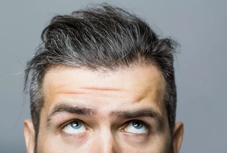 hair care tips for grey hair over 50
