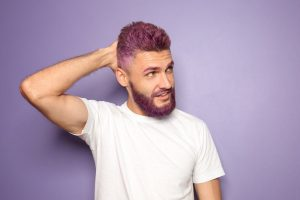 How to Color Men's Hair: 10 Useful Tips