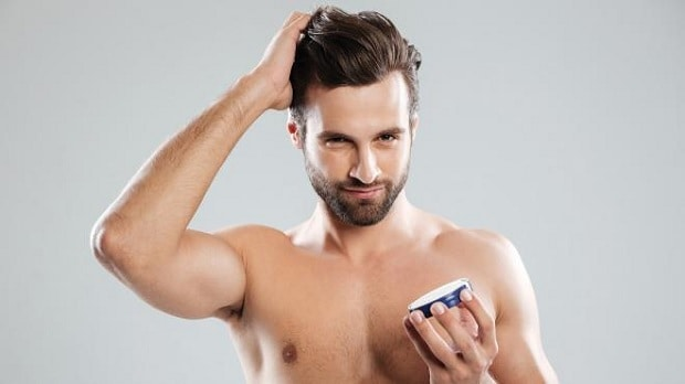 types of hair relaxers for men