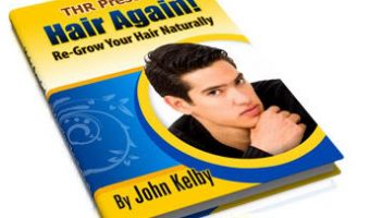 Hair Again! Book Review — How To Re-Grow Your Lost Hair Naturally