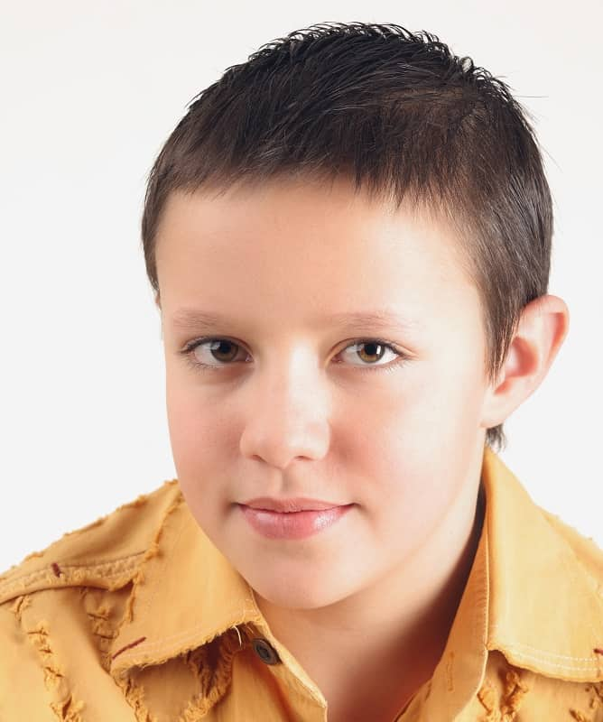 short haircut for 12 year old boys (