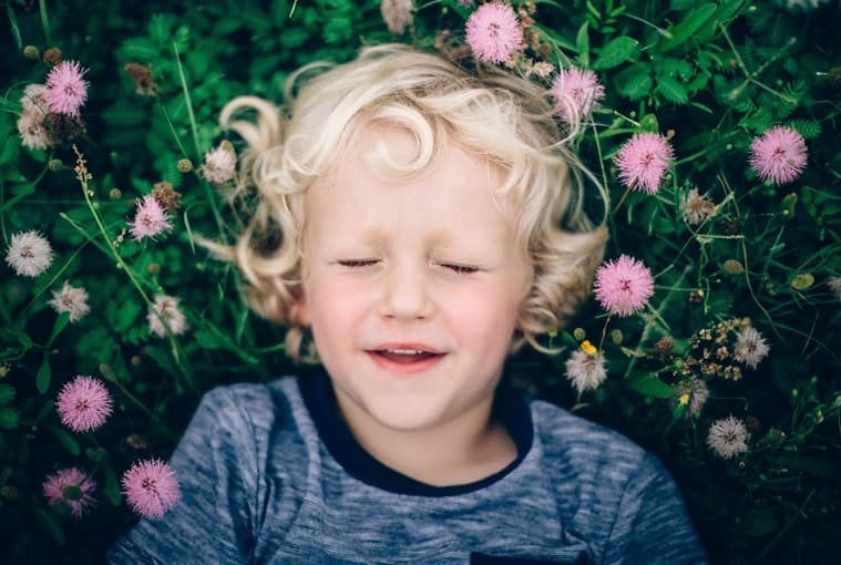 How to Care for Little Boy Curly Hair