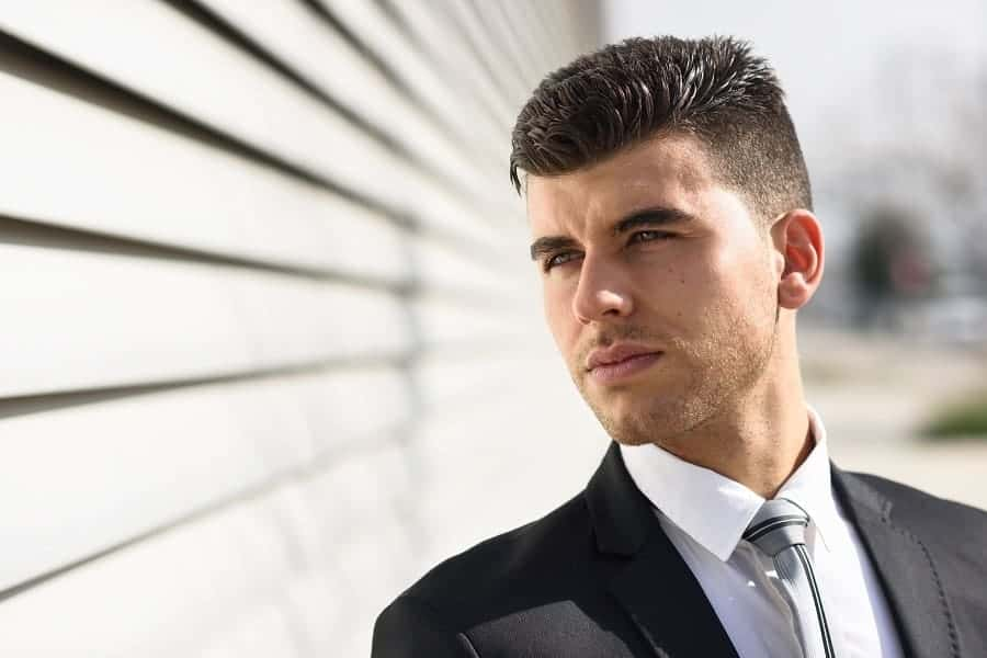 haircuts for businessman