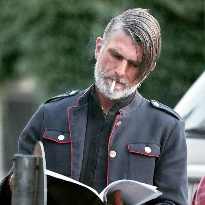 8 Desirable Hairstyles For 50 Year Old Men 2019 Trend