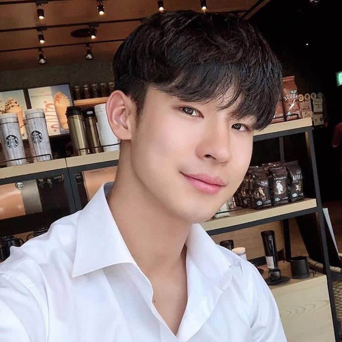 haircuts for Asian men